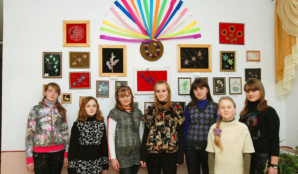 Гурток бісероплетіння «Український бісер». 2011 рік