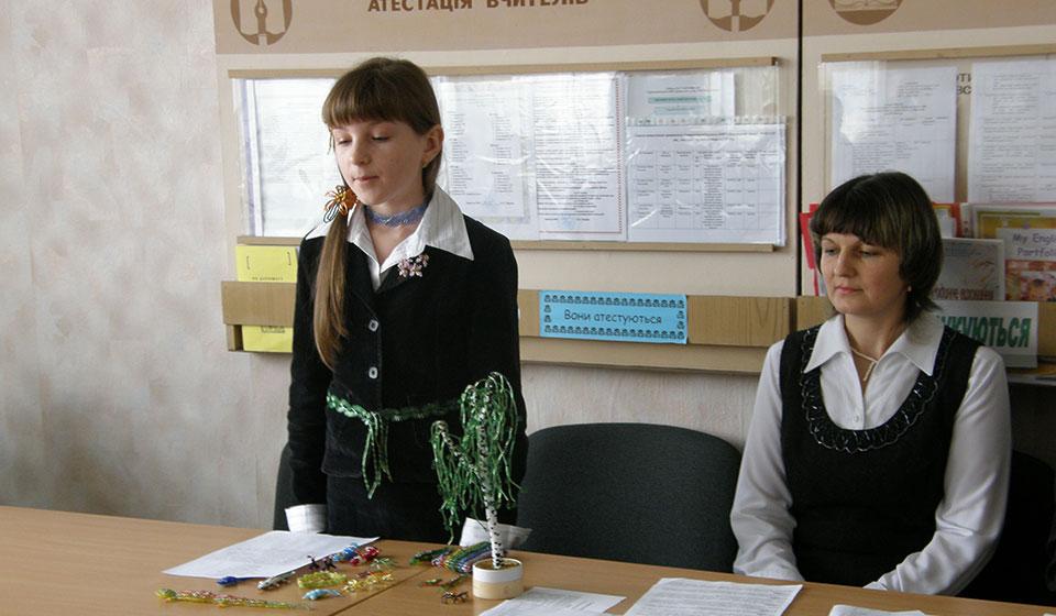 Презентація гуртка бісероплетіння. 2009 рік. Керівник Пастушенко С.П.