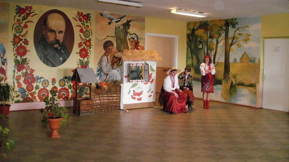 Драматичний гурток. 2010 рік