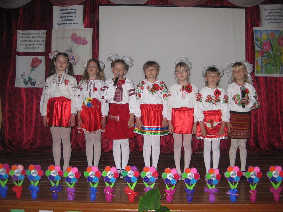 Семінар вчителів початкових класів Старокостянтинівського району