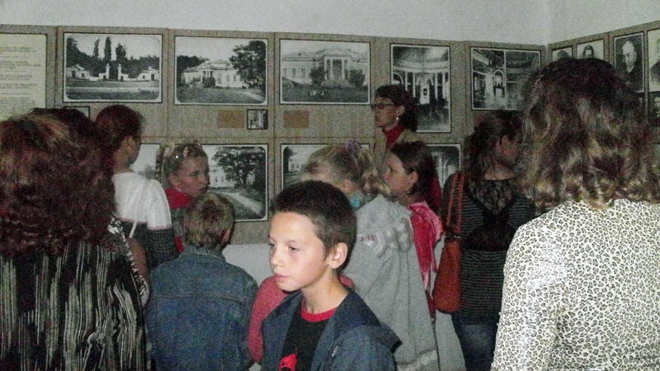 Екскурсія до музею-садибу с.Самчики