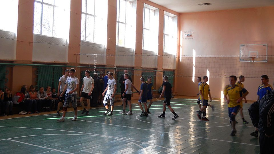 Зональні змагання з волейболу