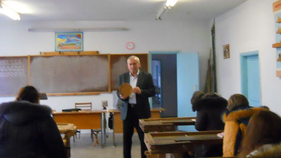 Семінар вчителів трудового навчання та технологій