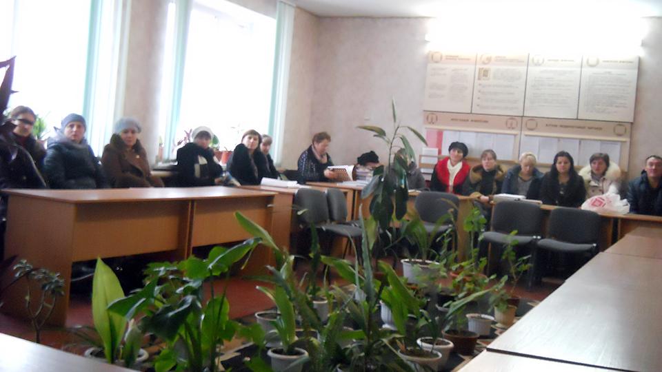 Засідання Ради НВО