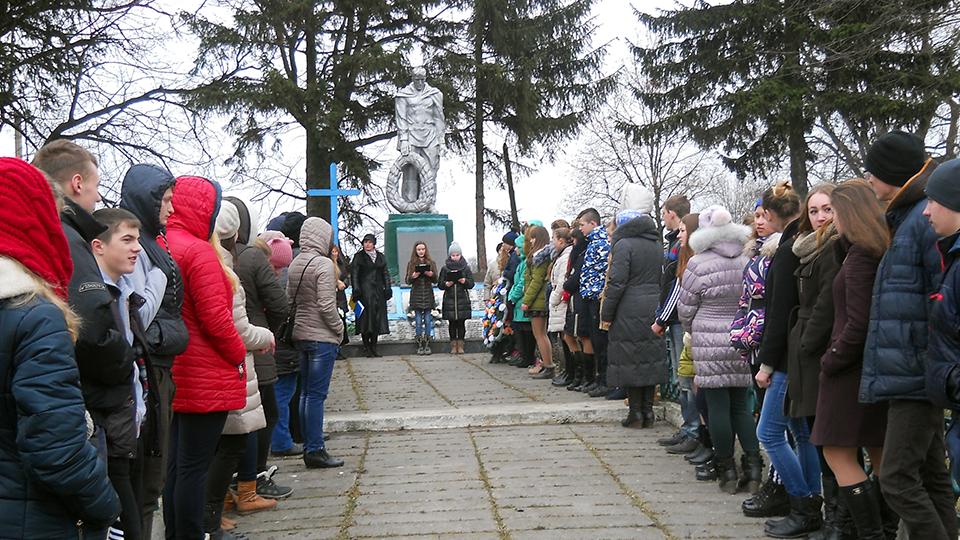 День визволення села Остропіль