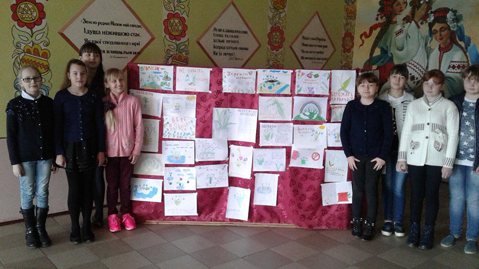 Всеукраїнська акція «Первоцвіти»