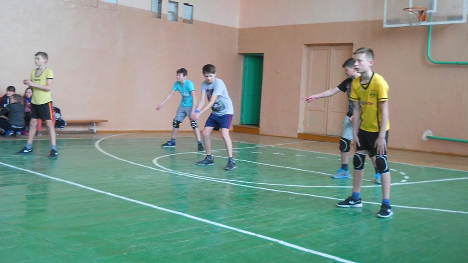 Відкрита першість району з волейболу