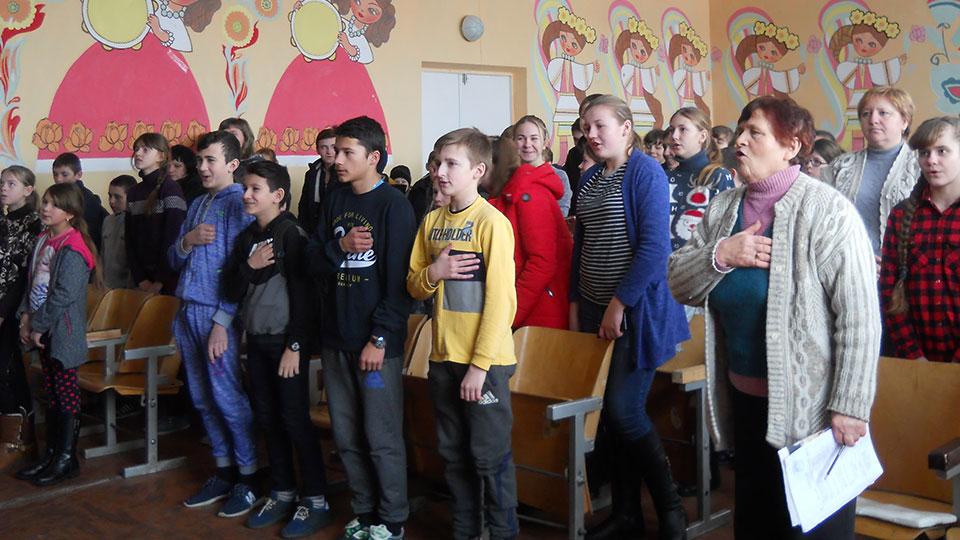 Соборна мати Україна – одна на всіх, як оберіг
