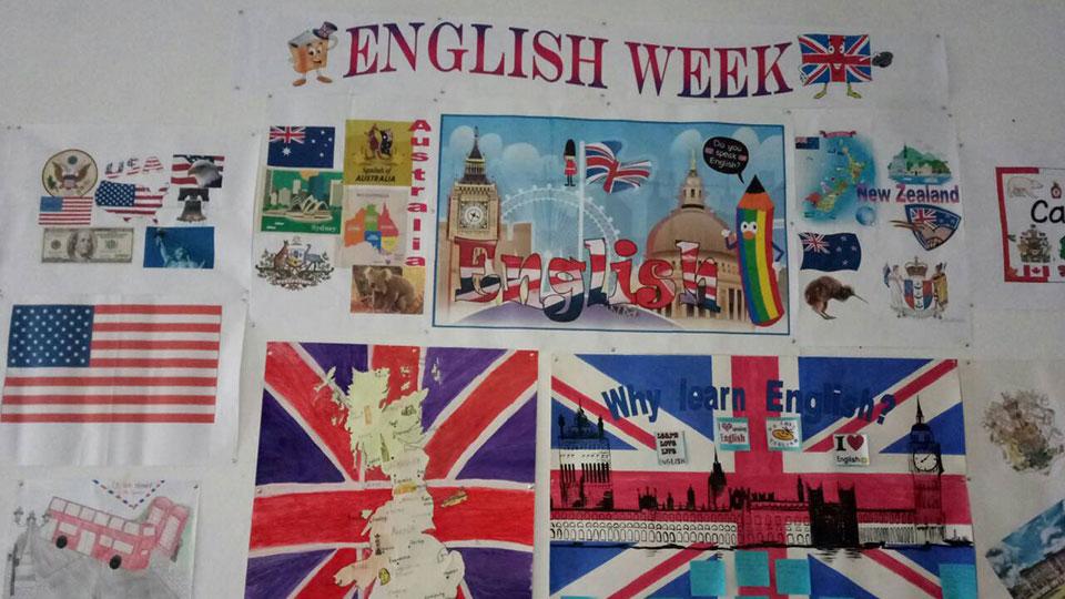 Тиждень іноземних мов