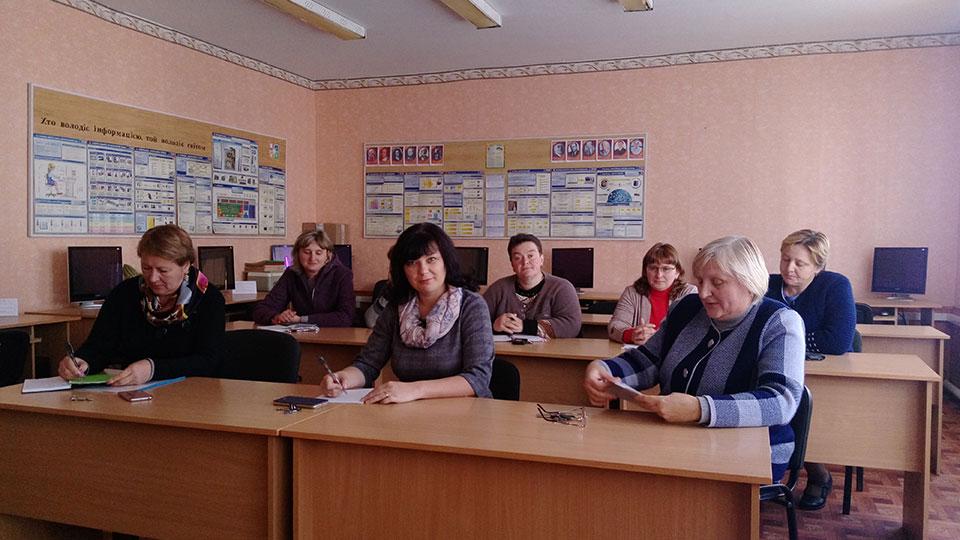 Засідання творчої групи