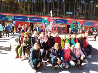 Екскурсія у Буковель