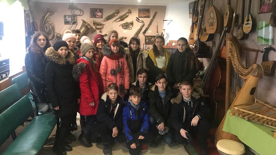 Екскурсія у місто Тернопіль