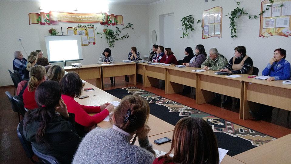 Планове засідання педагогічної ради