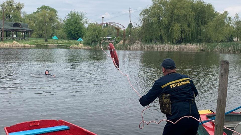 Про небезпеку перебування на воді